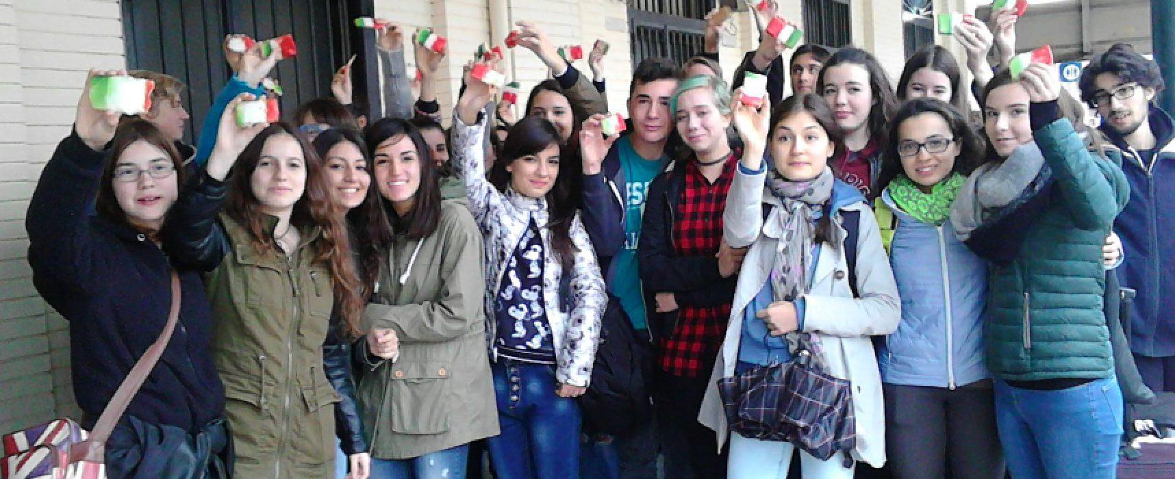 """Liceo """"da Vinci"""" di Bisceglie, una serie di soddisfazioni tra riconoscimenti e scambi culturali"""