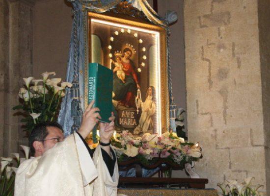 Festeggiamenti in onore della Madonna di Pompei