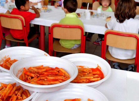 Refezione scolastica, parte il servizio mensa nelle scuole biscegliesi