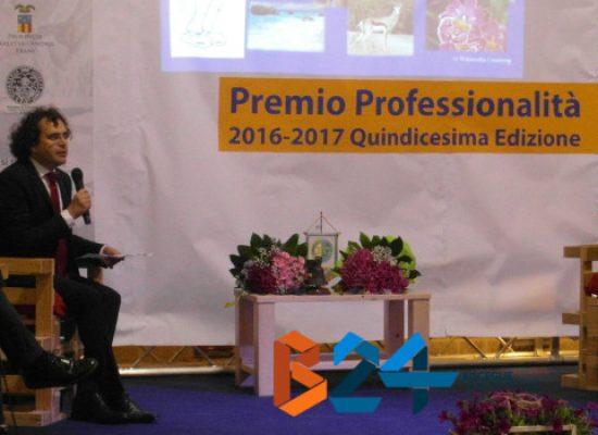 """""""Premio Professionalità"""", il Rotary Club premia quattro eccellenze biscegliesi / FOTO"""