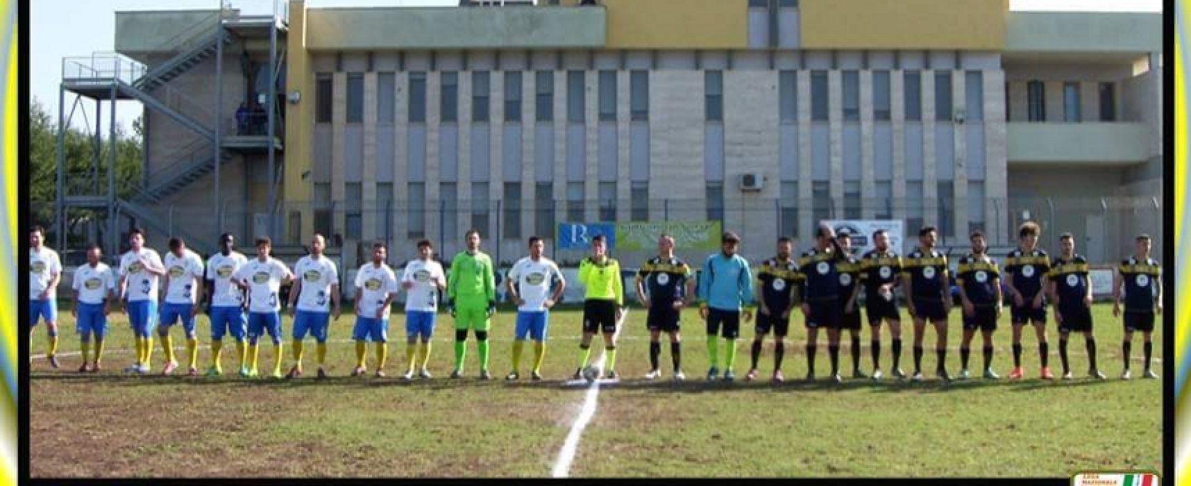 Seconda Categoria: Don Uva di misura sul Bellavitainpuglia; centrata la finale playoff / CLASSIFICA