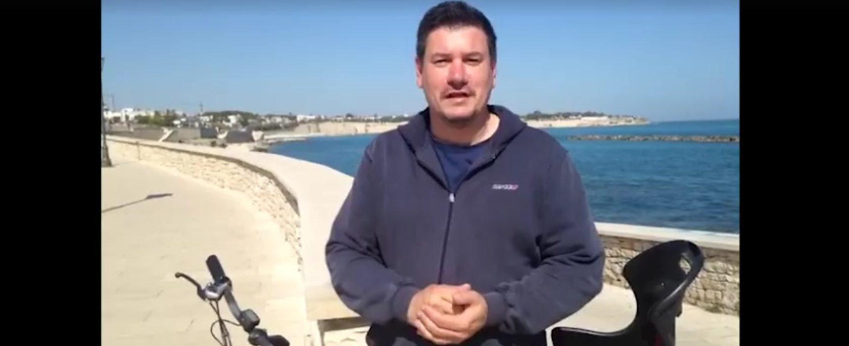 """Silvestris (Forza Italia): """"Per Bisceglie niente Bandiera Blu, ma rifiuti, baracchini e strisce blu"""""""