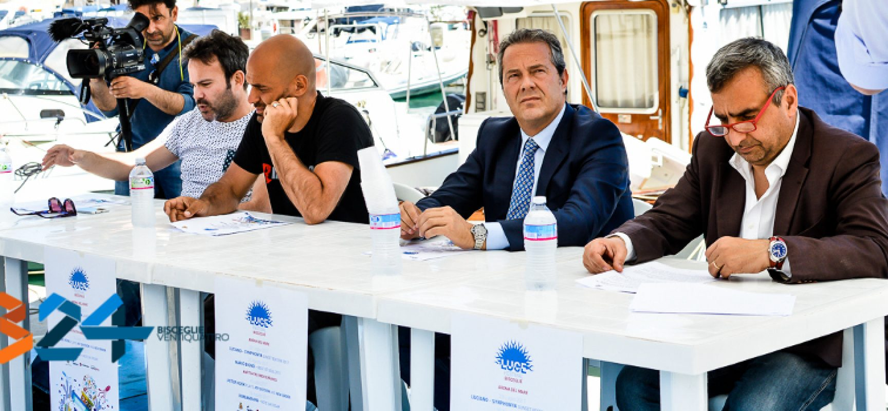"""Presentato """"Luce Festival"""", Spina: """"Bisceglie protagonista dell'estate"""" / IL PROGRAMMA"""