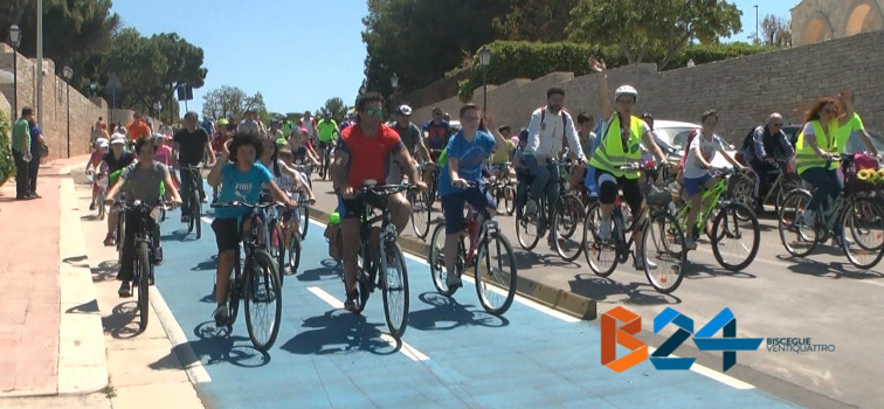 Bimbimbici, ancora pochi giorni per iscriversi alla biciclettata