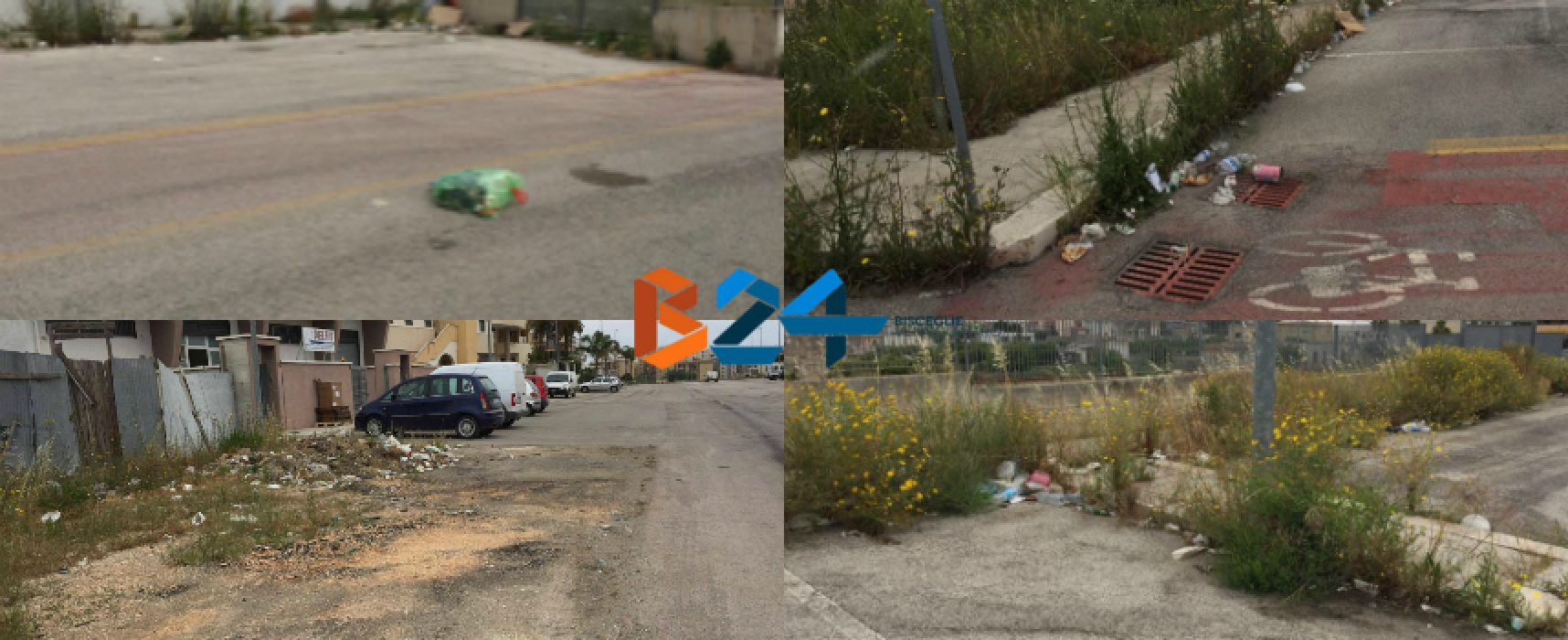 """Zona artigianale, un imprenditore denuncia: """"Costretto a ricevere altrove i miei clienti"""" / FOTO"""