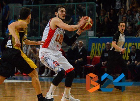 Lions Basket, si parte con la difficile serie delle semifinali playoff contro Palestrina