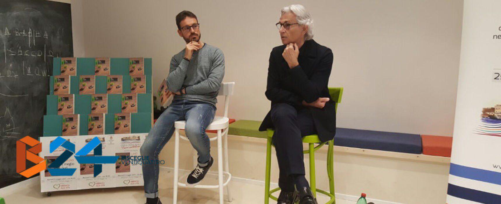 """Lino Patruno presenta """"Il meglio Sud"""": """"Disponiamo di tante eccellenze, non di sole tragedie"""""""