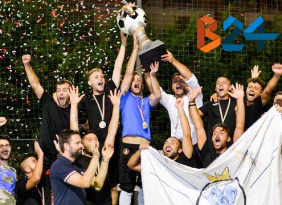 Trofeo Bisceglie24, sorteggiati i due gironi: oggi le prime gare