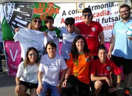Futsal donne: Arcadia Verysimple, primi squilli di mercato. Arrivano Figliolia, Lorizzo e Girone