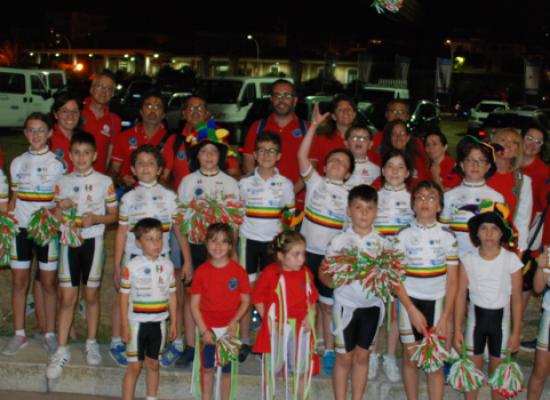 Ciclismo: Cavallaro, ottimi risultati nelle tappe di Porto Sant' Elpidio e Viggiano