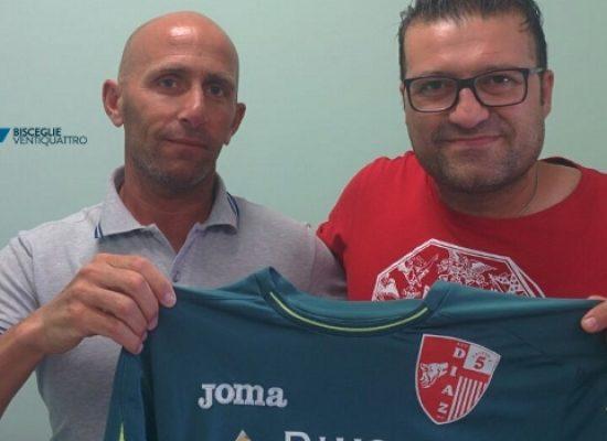 Giuseppe Di Chiano è il nuovo tecnico della Diaz
