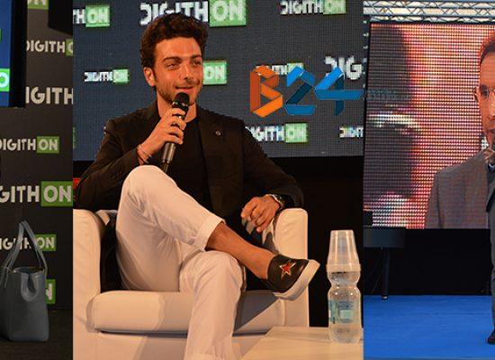 Seconda giornata di DigithON tra sanità, musica e prime 50 startup in pedana / INTERVISTA a Francesco Boccia