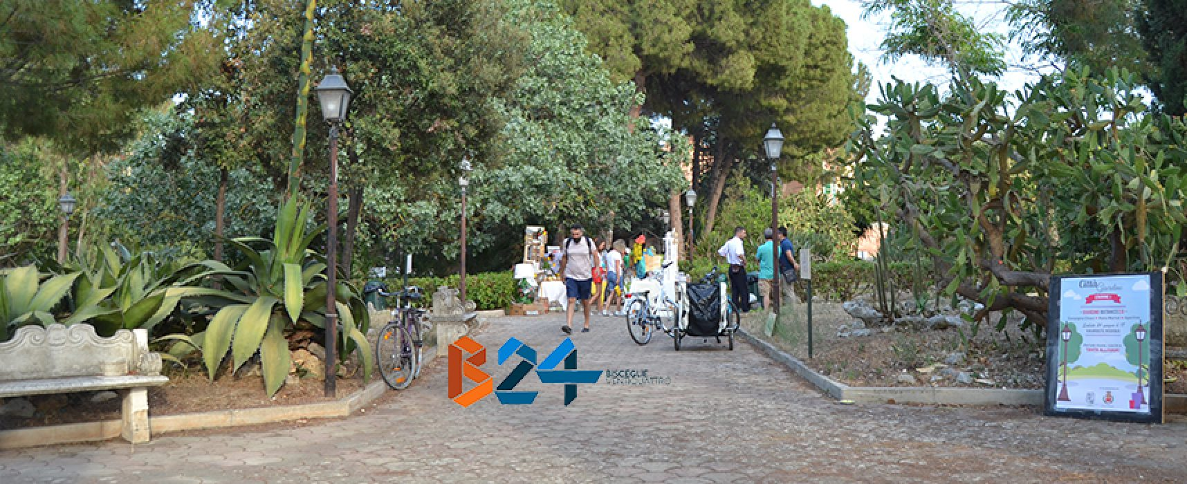Domenica il Giardino Botanico Veneziani teatro della Festa di Primavera