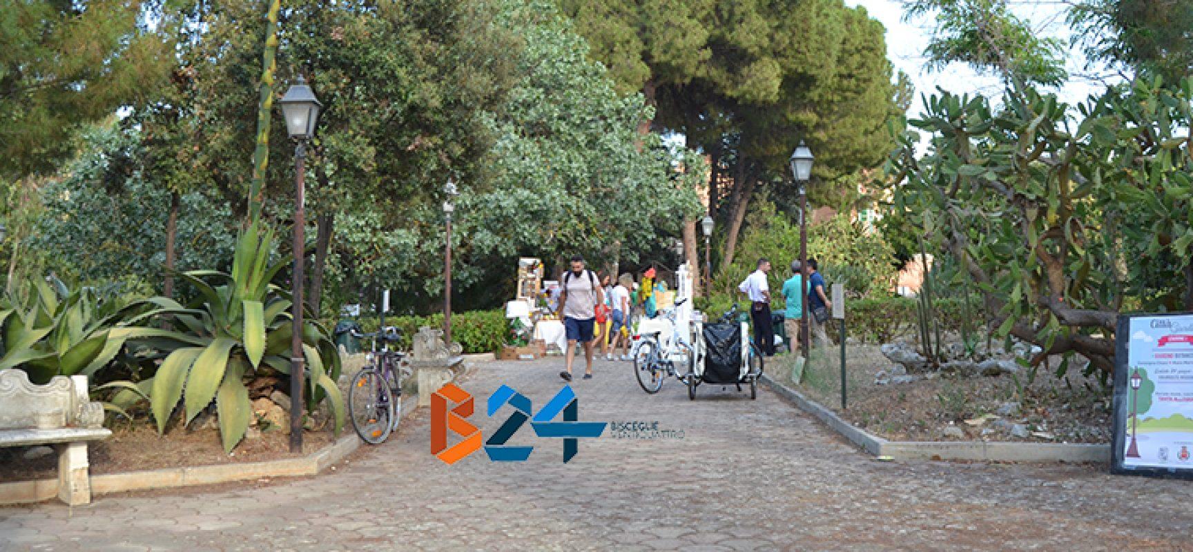Lezioni di yoga e pilates al Giardino Botanico Veneziani a Bisceglie
