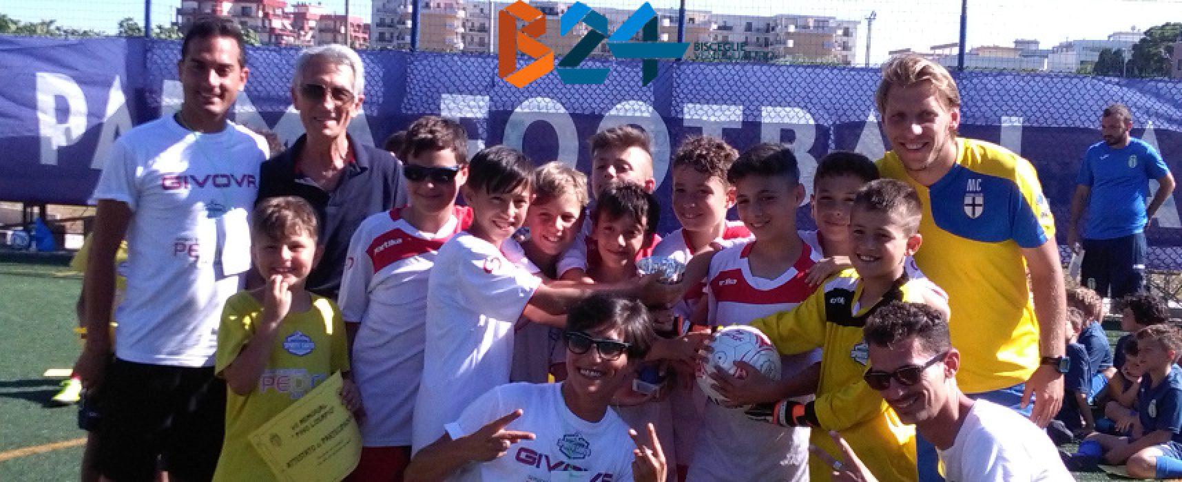 """Calcio giovanile, Spirito Santo Barletta e Soccer Trani si aggiudicano il settimo """"Memorial Losapio"""""""