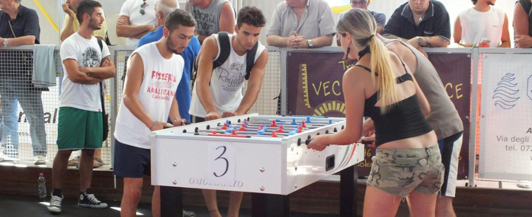 """""""Incontriamoci giocando"""", XIV edizione del torneo solidale di calcio balilla della cooperativa Temenos"""