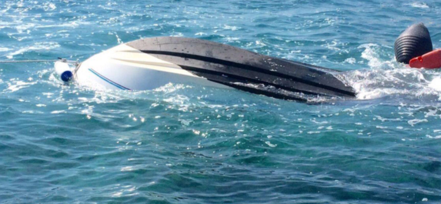 Affonda barca da diporto al largo delle Isole Tremiti, salvati 6 biscegliesi tra cui un bambino