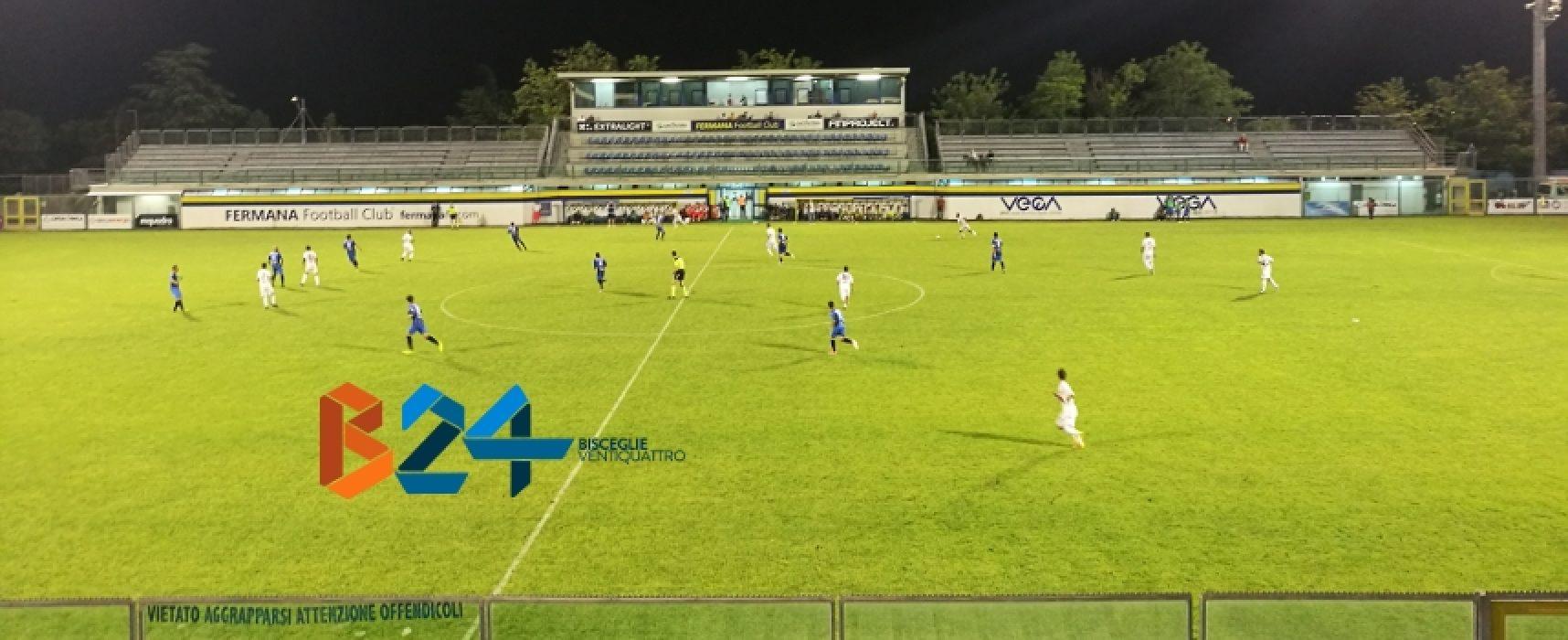 Poule Scudetto Serie D: Bisceglie beffato ai rigori dal Ravenna