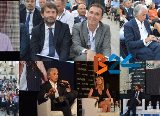 DigithON: Comandini, Confalonieri, Franceschini e Malagò per parlare di digitale e futuro / VIDEO