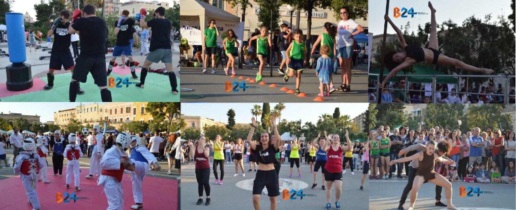 Domani in piazza Vittorio Emanuele l'edizione 2018 della Festa dello Sport