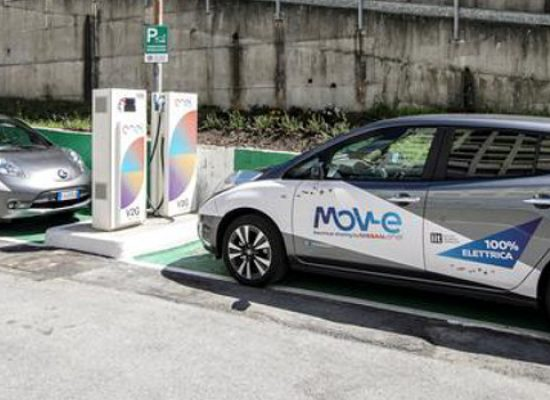Autorizzata l'installazione di punti di ricarica auto elettriche