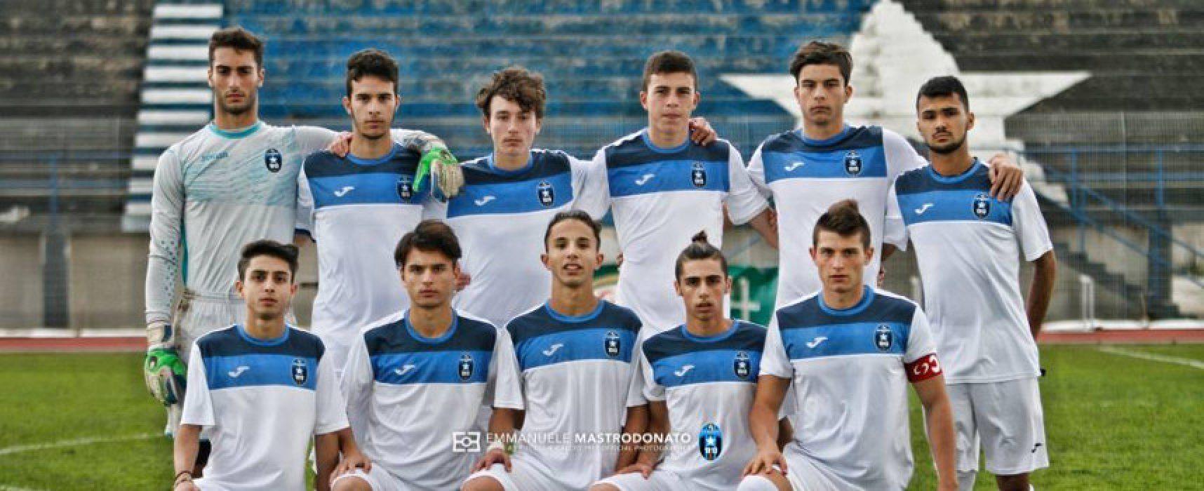 Bisceglie calcio, stabilite le date delle selezioni per il settore giovanile