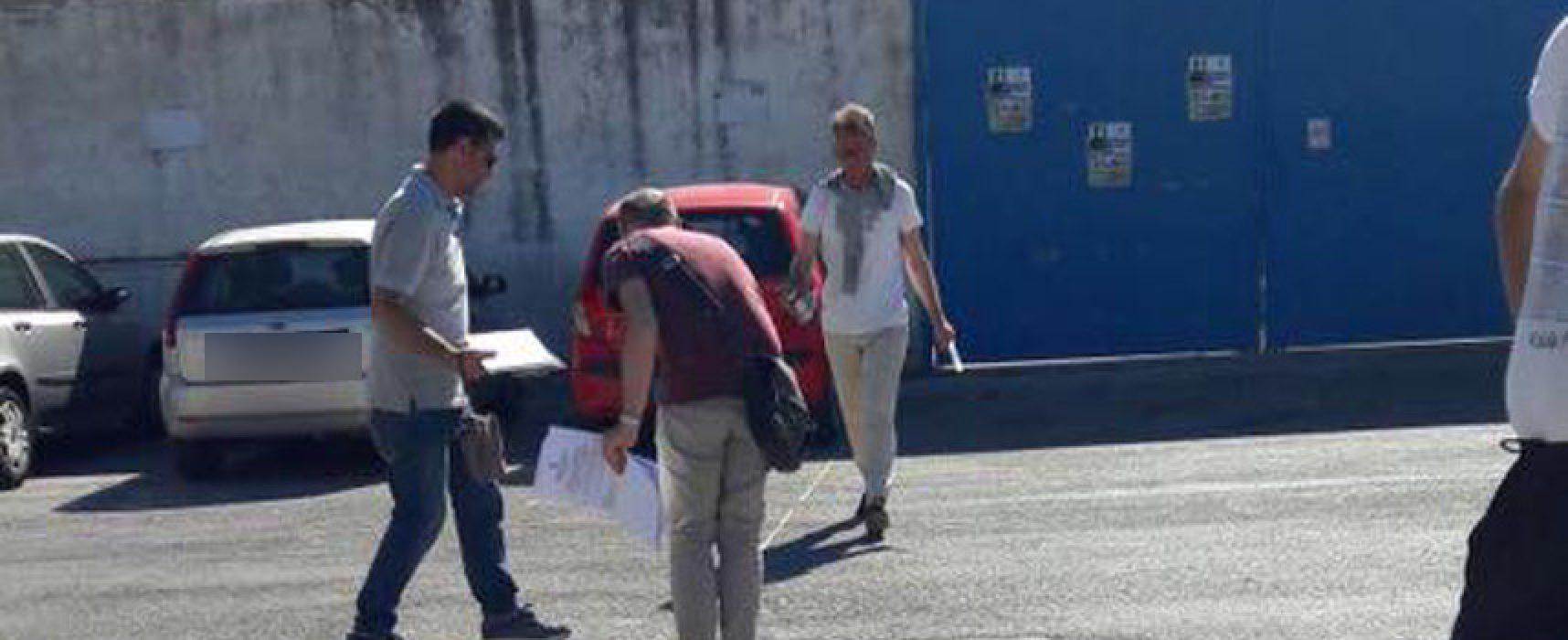 """Il Comune annuncia l'avvio dei lavori di adeguamento dello stadio """"Ventura"""""""