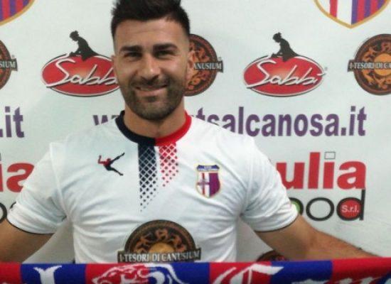 Calcio a 5: Claudio Lopopolo è il nuovo portiere dell'Apulia Food Canosa