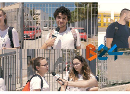 Tracce inaspettate e ansia solita: maturità 2017 secondo gli studenti biscegliesi / VIDEO