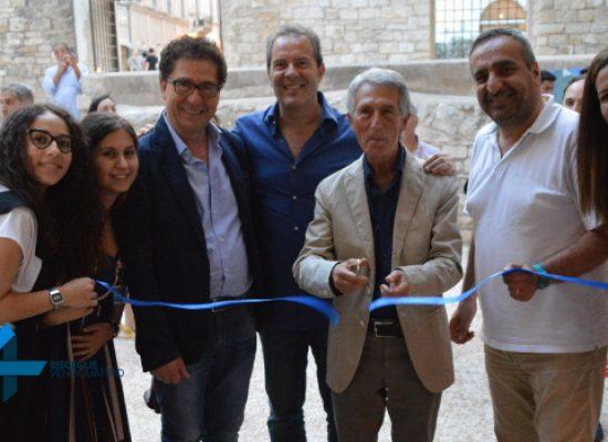"""Inaugurata mostra fotografica Pro Loco Bisceglie, De Feudis: """"Recuperare passato e guardare al futuro"""""""