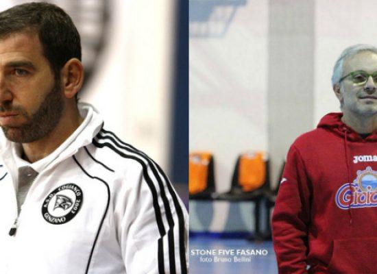 """Oggi """"Clinic Tecnico di Futsal"""" a Bisceglie con i mister Musti e Monopoli"""