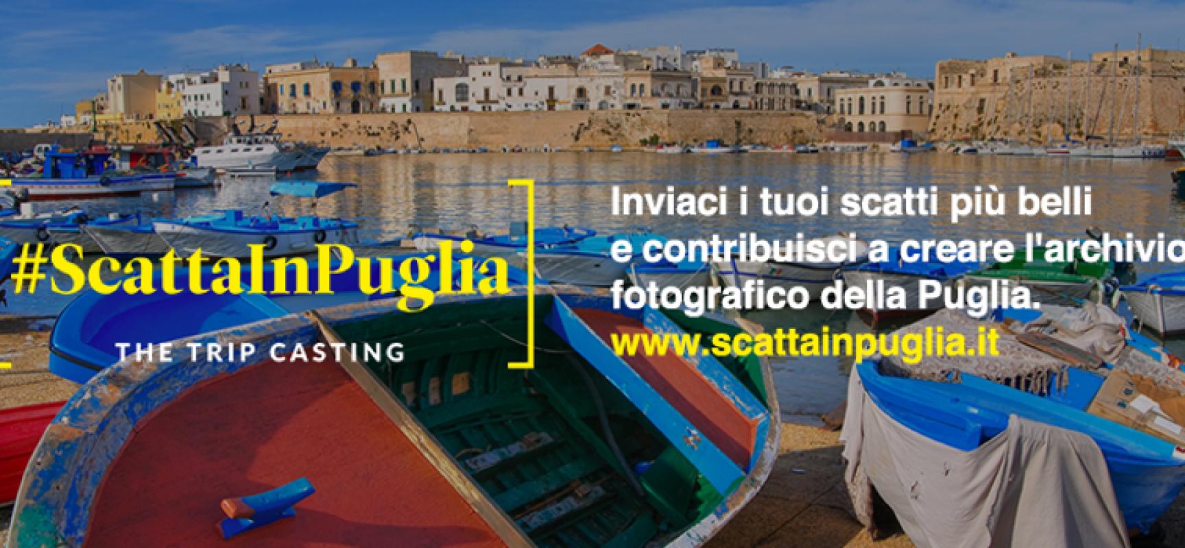 #ScattaInPuglia, il contest per fotografi appassionati della Terra di Puglia / DETTAGLI