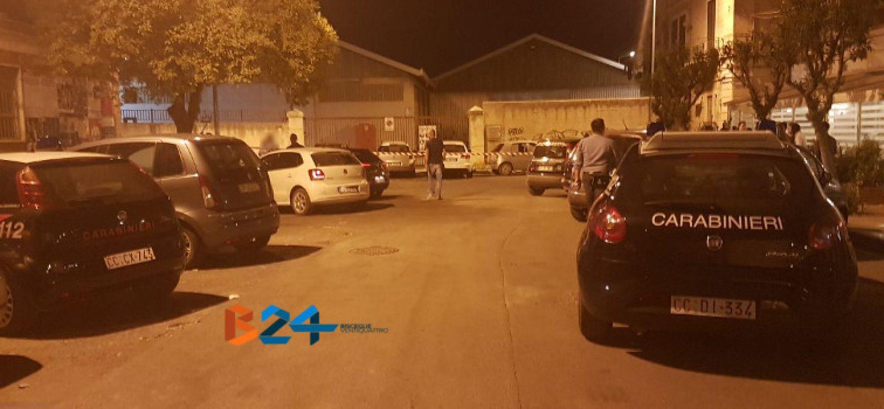 Agguato nella notte in pieno centro: 25enne biscegliese in fin di vita