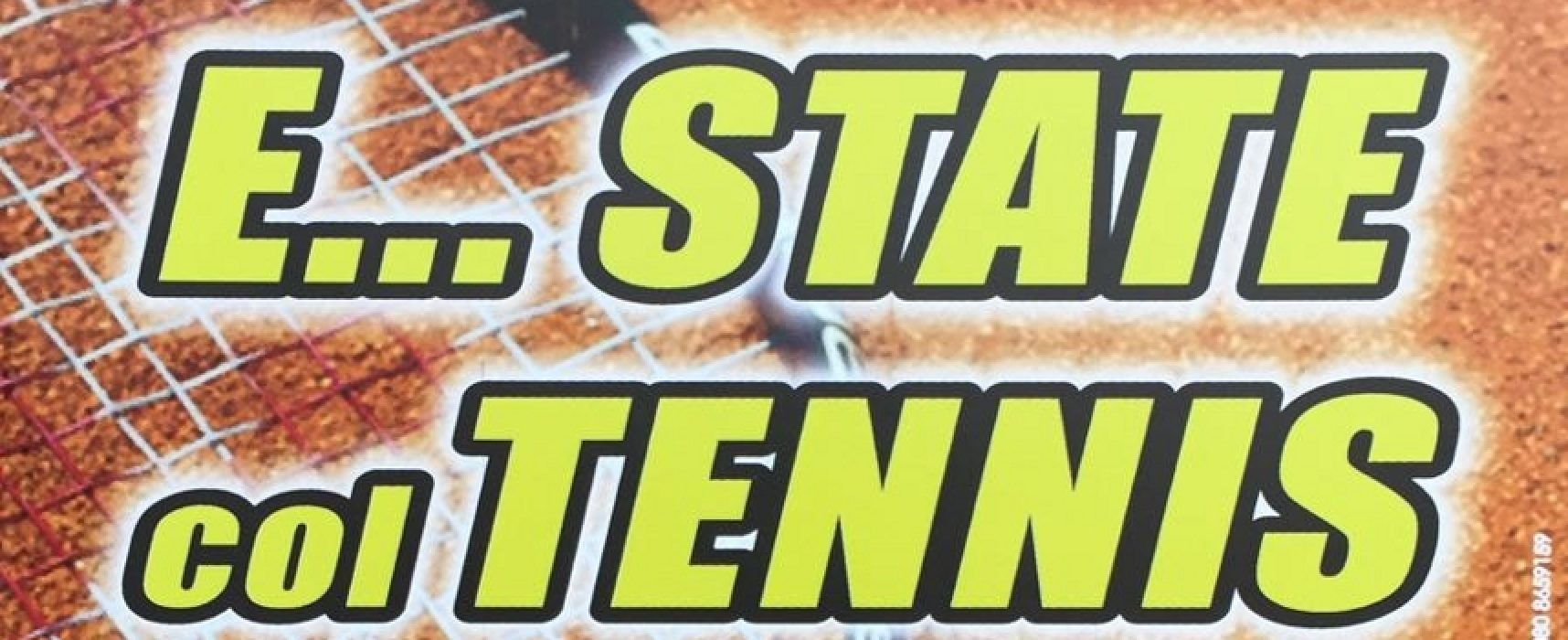 Sporting Tennis Club Bisceglie, ecco i corsi estivi per gli sportivi di tutte le età