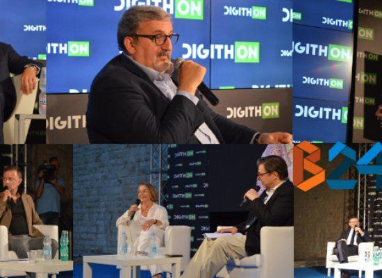 DigithON, dopo Vincenzo Boccia (Confindustria) e Michele Emiliano, oggi premiazione startup