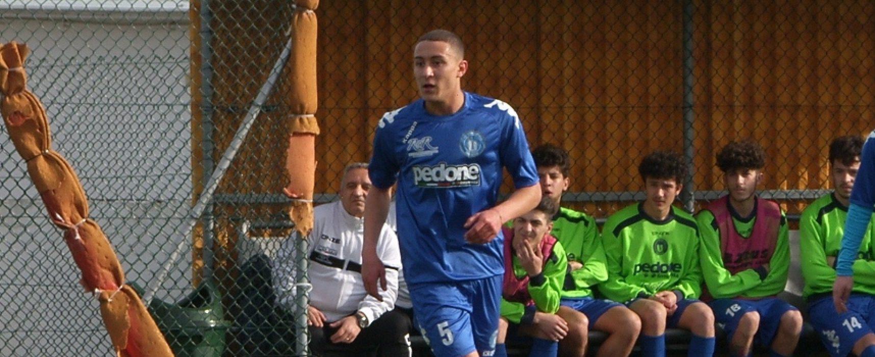 Unione Calcio, trasferimento di prestigio tra gli under: Colella passa al Foggia