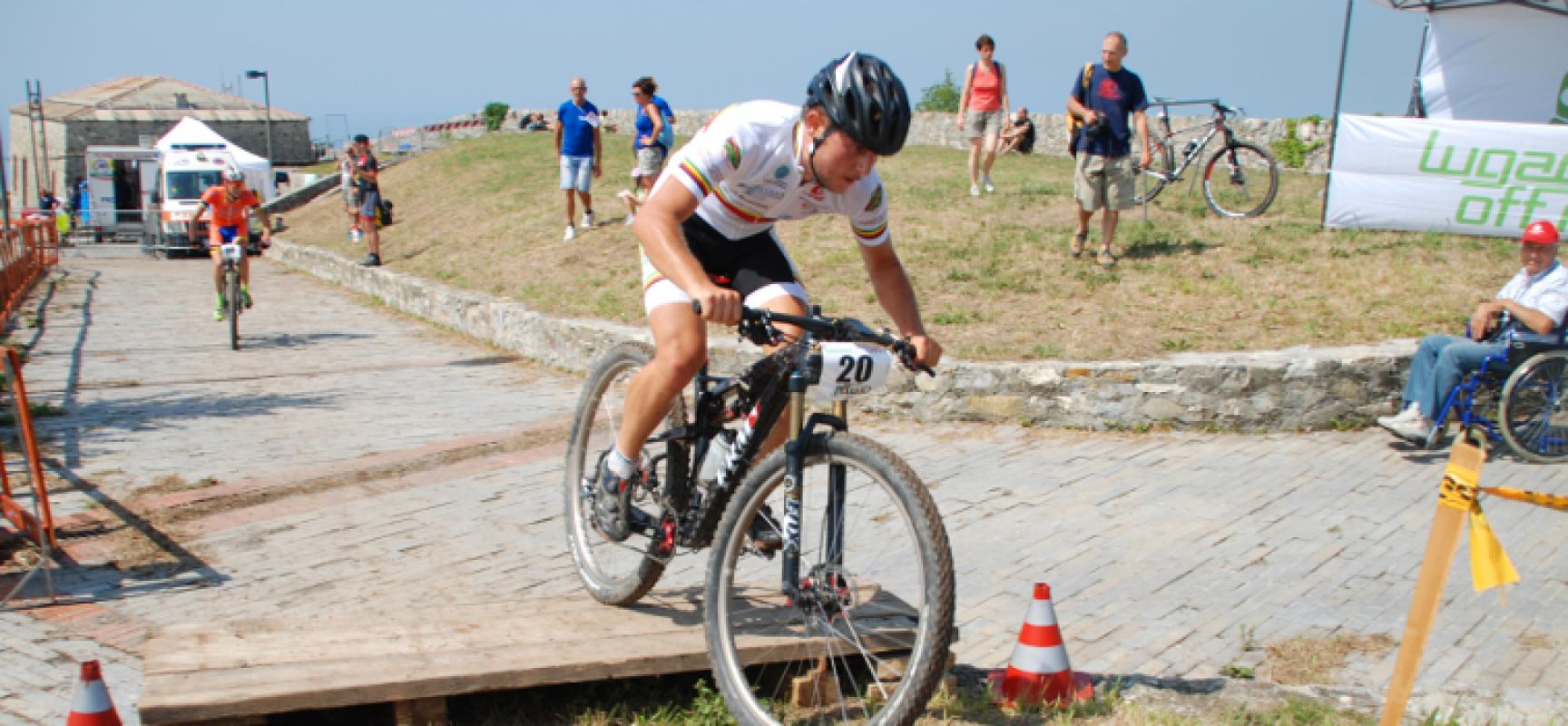 Ciclismo, Cavallaro: ottimo terzo posto di Luigi De Vincenzo a Ruvo Di Puglia