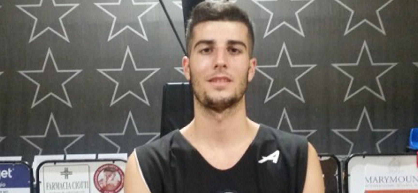 Lions Basket, Davide Pucci è il primo under ingaggiato per la stagione 2017/2018