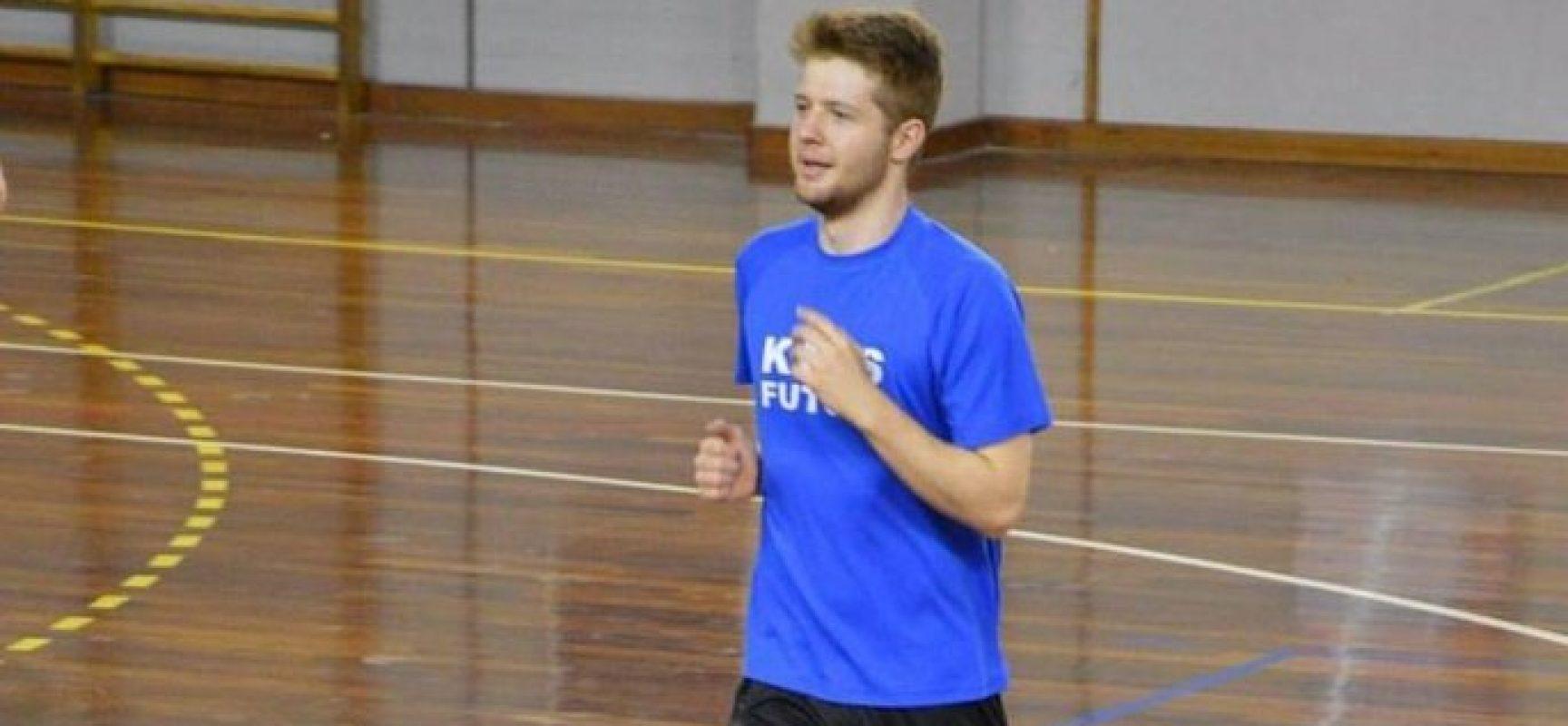Un altro brasiliano per il Futsal Bisceglie: ecco Gabriel