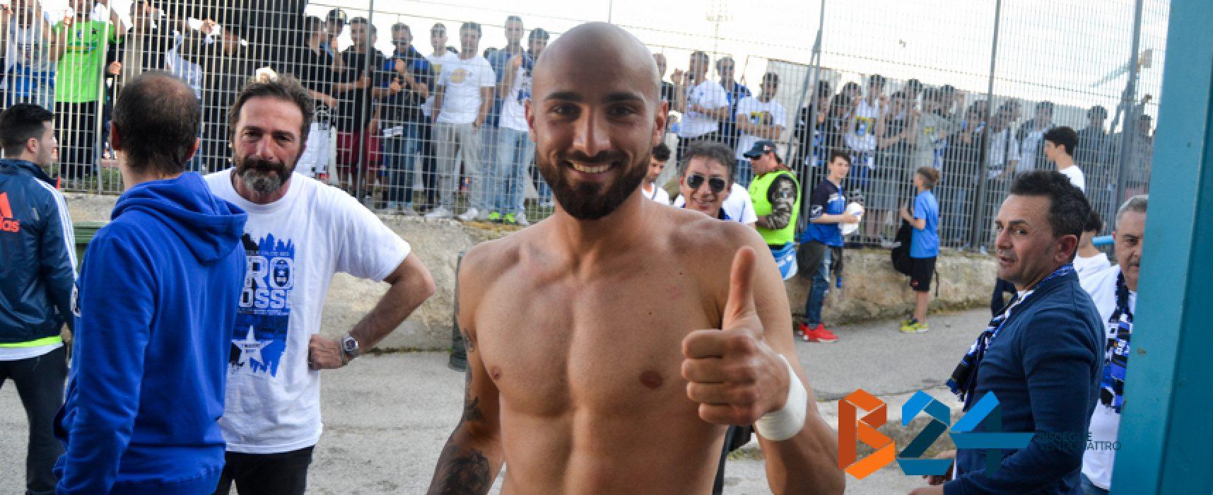 Mercato Bisceglie: Petta confermato, presi Diallo e Jovanovic