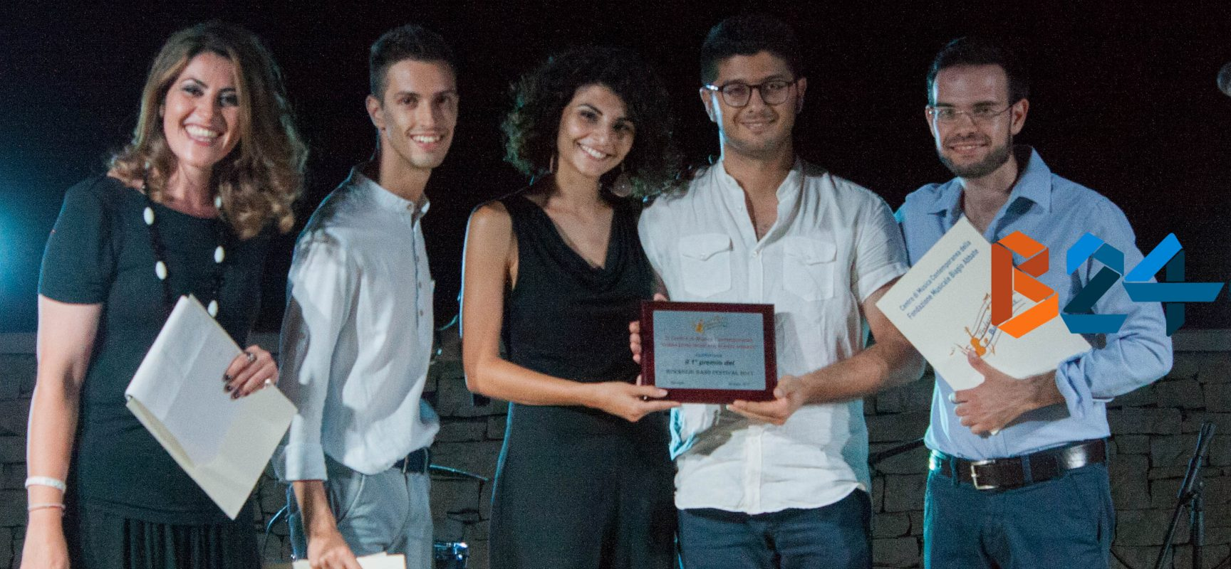 Bisceglie Band Festival 2017, trionfa l'eleganza minimalista del Duo Helios / PHOTOGALLERY