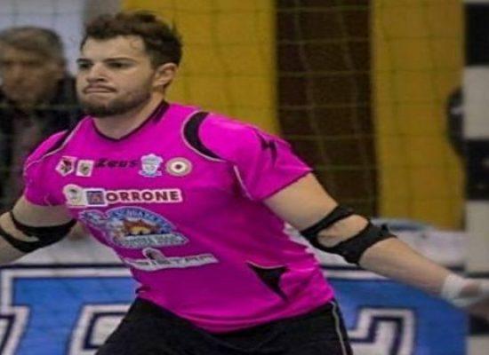 Il Futsal Bisceglie ufficializza il portiere Taibi