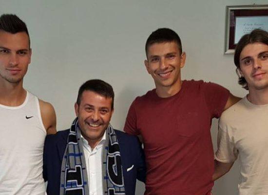 Bisceglie calcio sempre più attivo. Arrivano Mario Vrdoliak, Domagoj Boljat e Jurkic Ivica