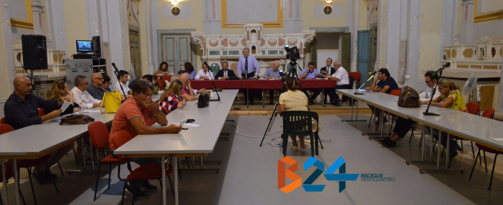 Consiglio comunale, approvati riequilibrio di bilancio e Dup 2018/2020