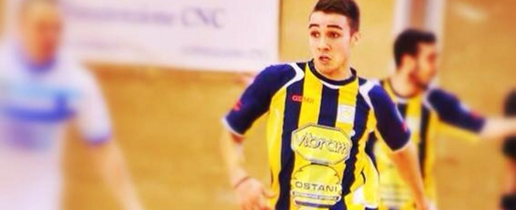 Il Futsal Bisceglie continua a parlare brasiliano, ecco Dener