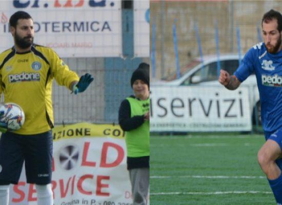 Unione Calcio, Musacco e Ventura restano in azzurro. Dattoli approda in serie D