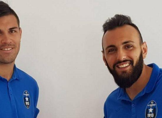 Bisceglie Calcio, doppio colpo: ecco Lugo e D'Ancora