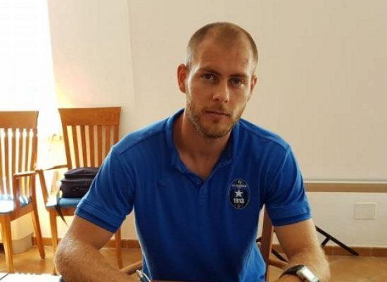 Il Bisceglie Calcio rinforza la difesa con l'arrivo del bosniaco Markic
