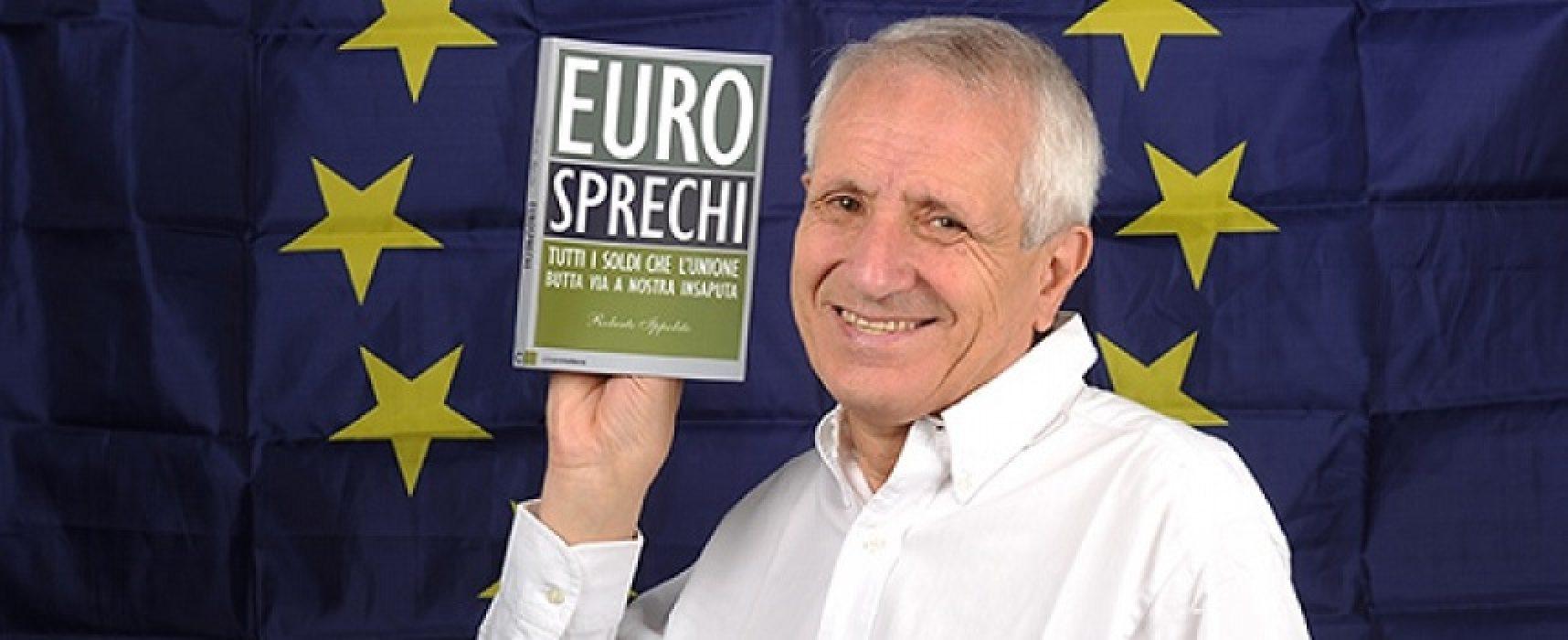 Lo scrittore Roberto Ippolito inaugura domani gli incontri con l'autore del Mondadori Bookstore