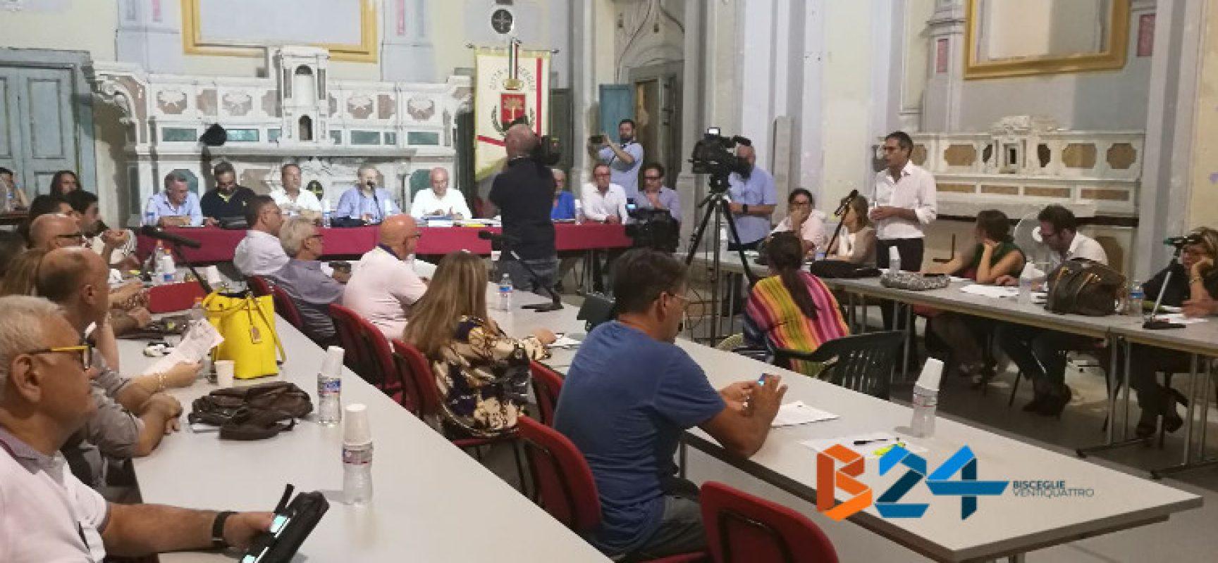 Consiglio comunale, doppia seduta con interrogazioni e dibattito su sicurezza